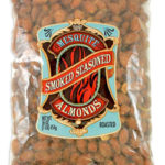 Trader Joe's Mesquite Smoked Season Almonds