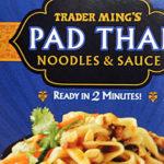 Trader Joe's Pad Thai Noodles & Sauce