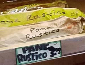 Trader Joe's Pane Rustico Bread