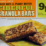 Trader Joe's Rolled Oats & Peanut Butter Fiberful Granola Bars