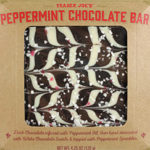 Trader Joe's Peppermint Chocolate Bar