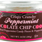 Trader Joe's Crispy Crunchy Peppermint Chocolate Chip Cookies