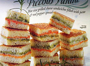 Trader Joe's Piccolo Panini