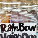 Trader Joe's Rainbow Honey