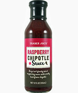 Trader Joe's Raspberry Chipotle Sauce