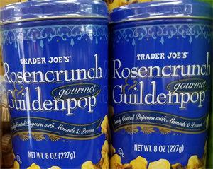 Trader Joe's Rosencrunch Guildenpop