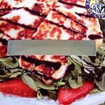 Trader Joe's Sliced Halloumi Cheese