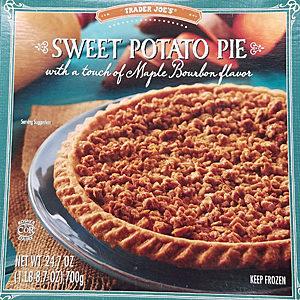 Trader Joe's Sweet Potato Pie