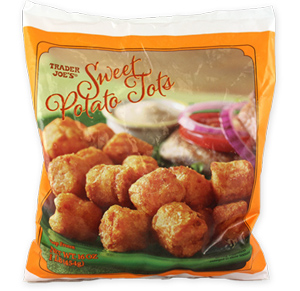 Trader Joe's Sweet Potato Tots