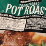 Trader Joe's Traditional Pot Roast