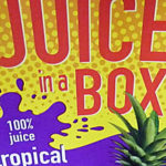 Trader Joe's Tropical Fruit Juice in a Box