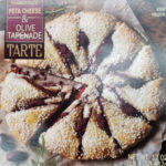 Trader Joe's Feta Cheese & Olive Tapenade Tarte