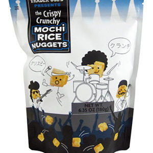 Trader Joe's Crispy Crunchy Mochi Rice Nuggets