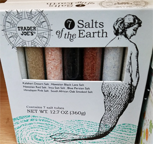Trader Joe's 7 Salts of the Earth
