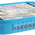 Trader Joe's Boneless & Skinless Sardines in Water