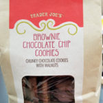 Trader Joe's Brownie Chocolate Chip Cookies