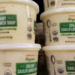 Trader Joe's Organic Creamy Cauliflower Soup
