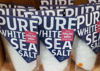 Halen Môn Pure White Sea Salt
