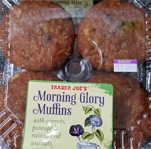 Trader Joe S Morning Glory Muffins Reviews Trader Joe S