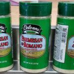 Colonna Parmesan & Romano Grated Cheese