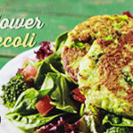 Trader Joe's Cauliflower & Broccoli Vegetable Patties