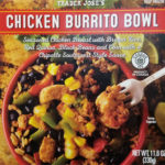 Trader Joe's Chicken Burrito Bowl