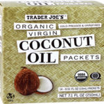 Trader Joe's Organic Virgin Coconut Oil Packets