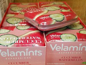 Cucumber Watermelon Velamints