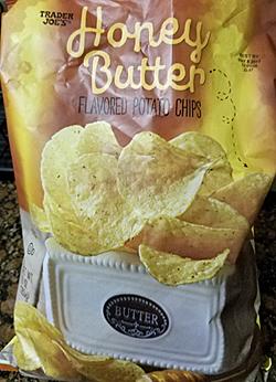 Trader Joe's Honey Butter Potato Chips