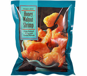 Trader Joe's Honey Walnut Shrimp