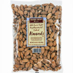 Trader Joe's 50% Less Salt Dry Roasted & Salted Almonds