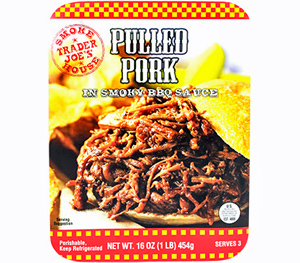 Trader Joe's Pulled Pork in Smoky BBQ Sauce