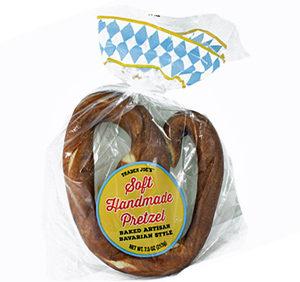 Trader Joe's Soft Handmade Pretzel