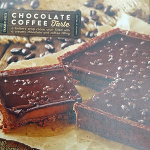 Trader Joe's Chocolate Coffee Tarte
