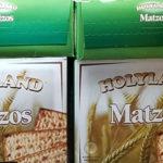 Holyland Matzo Crackers