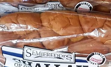 Semifreddi's Challah Bread