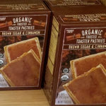 Trader Joe's Organic Frosted Brown Sugar & Cinnamon Toaster Pastries