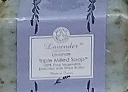 Trader Joe's Lavender Triple Milled Soap