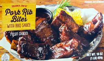 Trader Joe's Pork Rib Bites