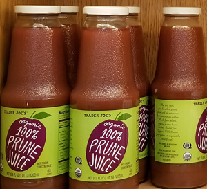 Trader Joe's 100% Prune Juice