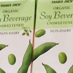 Trader Joe's Organic Unsweetened Soy Milk Beverage