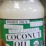 Trader Joe's Organic Triple Filter Coconut Oil