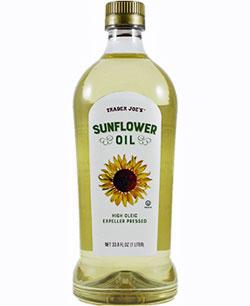 Joe For Oil >> Trader Joe S High Oleic Sunflower Oil Reviews Trader Joe S Reviews