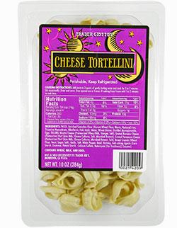 Trader Joe's Cheese Tortellini
