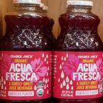Trader Joe's Organic Hibiscus Agua Fresca