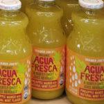 Trader Joe's Organic Pineapple Mango Mint Agua Fresca