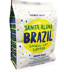 Trader Joe's Alina Brazil Small Lot Coffee