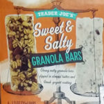 Trader Joe's Sweet & Salty Granola Bars