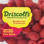 Driscoll's Raspberries