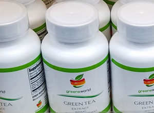 Greens World Green Tea Extract